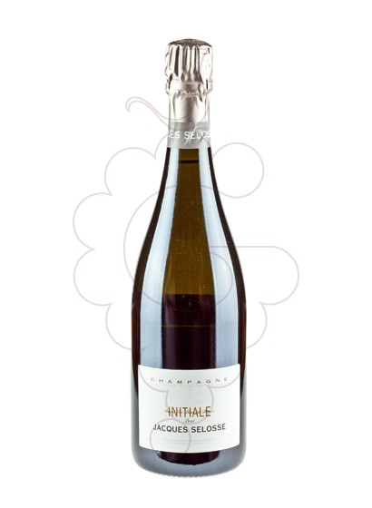 Photo Jacques Selosse Initiale sparkling wine
