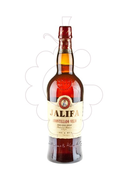 Photo Jalifa Amontillado fortified wine