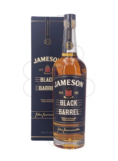 Photo Whisky Jameson Select Reserve Black Barrel
