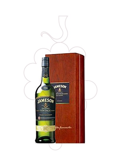 Photo Whisky Jameson Vintage Reserve