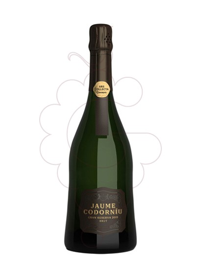 Photo Jaume Codorniu sparkling wine