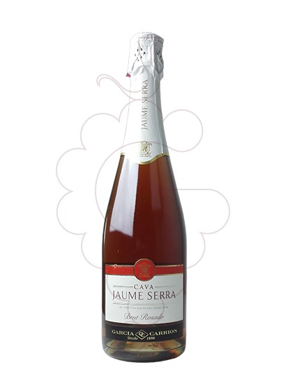 Photo Jaume Serra Brut Rosat sparkling wine