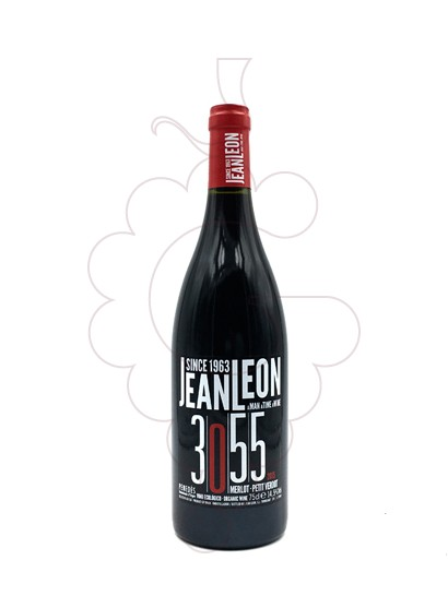 Photo Biologic Jean Leon 3055 red wine