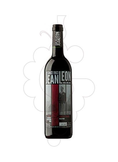 Photo Jean Leon Vinya Le Havre red wine