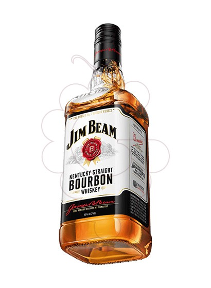 Photo Whisky Jim Beam Bourbon