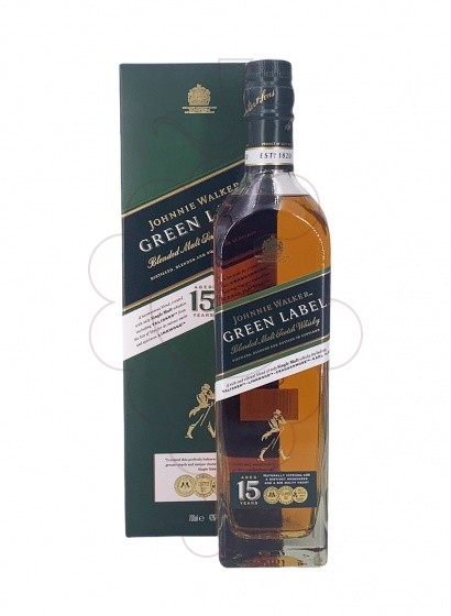 Photo Whisky Johnnie Walker 15 Years