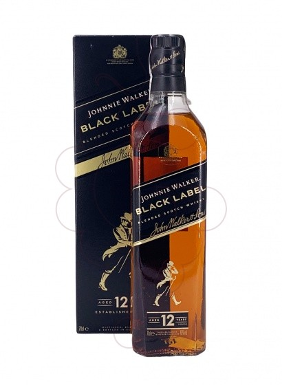 Photo Whisky Johnnie Walker Black Label