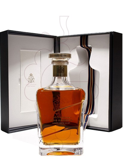 Photo Whisky Johnnie Walker King George V