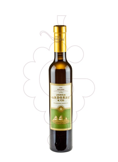 Photo Jorge Ordóñez Selección Especial nº1 fortified wine