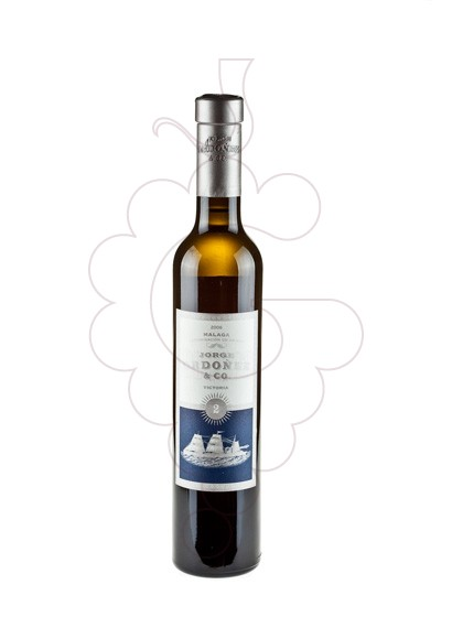 Photo Jorge Ordoñez Victoria nº2 fortified wine
