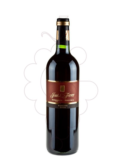 Photo Jose L. Ferrer Reserva red wine