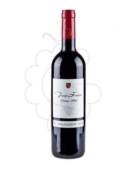 Photo Josep Foraster Criança red wine