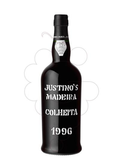 Photo Justino's Colheita fortified wine
