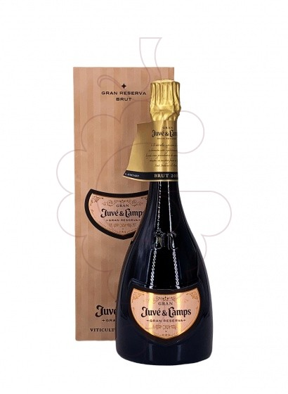 Photo Juve i Camps Gran Juve sparkling wine