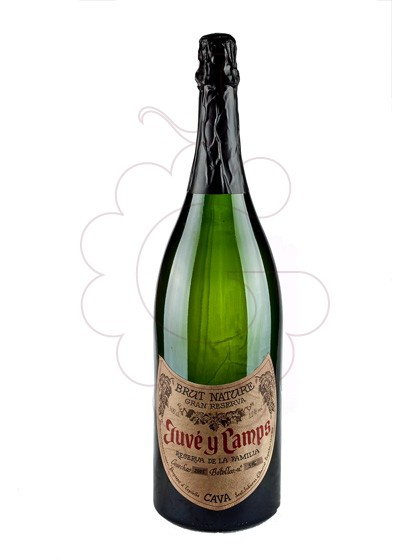 Photo Juve i Camps Reserva Familiar Jeroboam sparkling wine