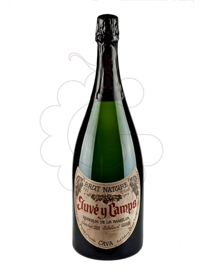 Photo Juve i Camps Reserva Familiar (Pack fusta) Magnum sparkling wine