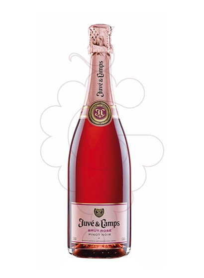 Photo Juve i Camps Rosat sparkling wine