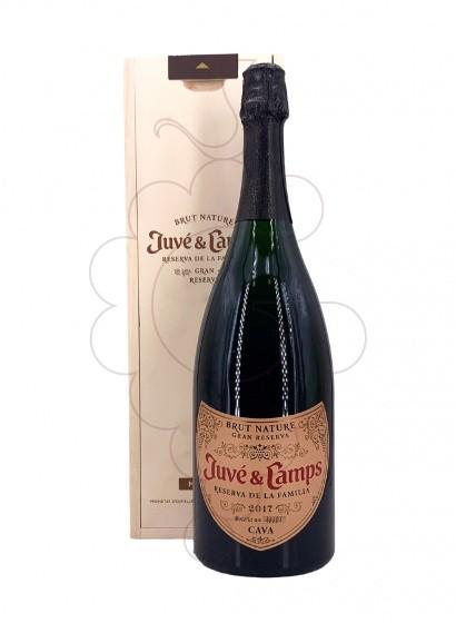Photo Juve i Camps Reserva Familiar Magnum sparkling wine