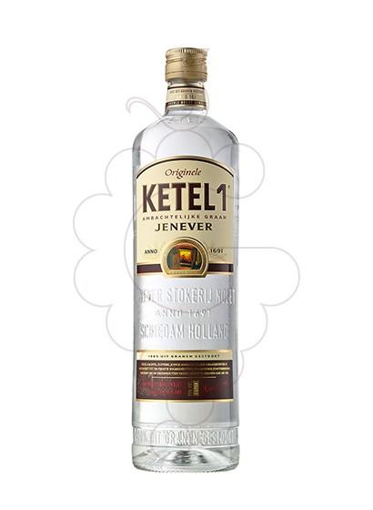 Photo Gin Ketel 1 Gin