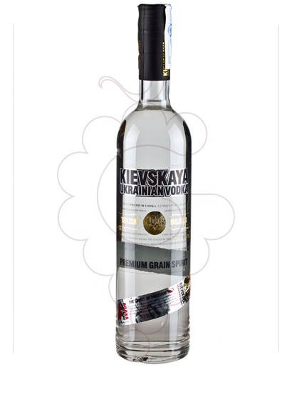 Photo Vodka Kievskaya