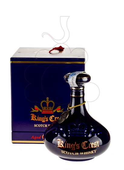 Photo Whisky King's Crest 30 Years