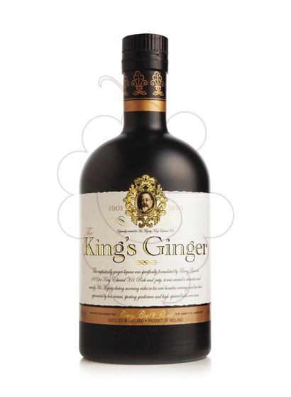 Photo Liqueur King's Ginger