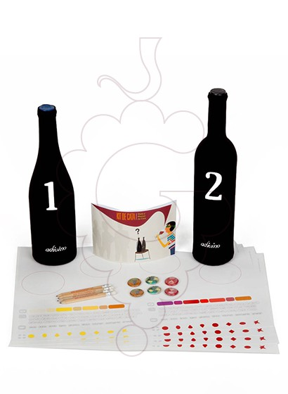 Photo Accessories Tasting Kit Vinos Compartidos