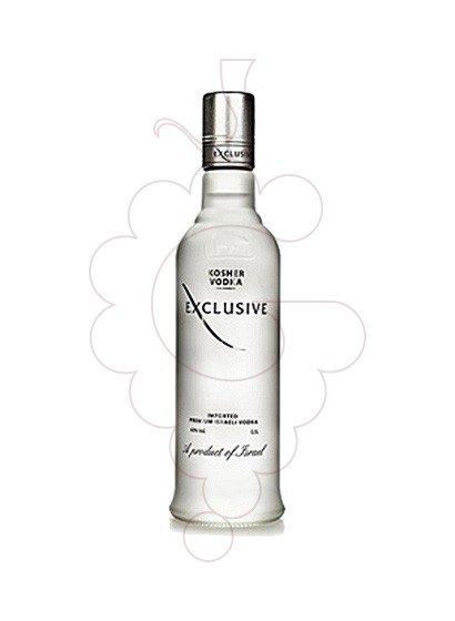 Photo Vodka Exclusive Kosher