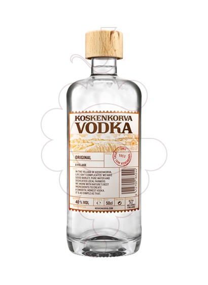 Photo Vodka Koskenkorva 013 40%