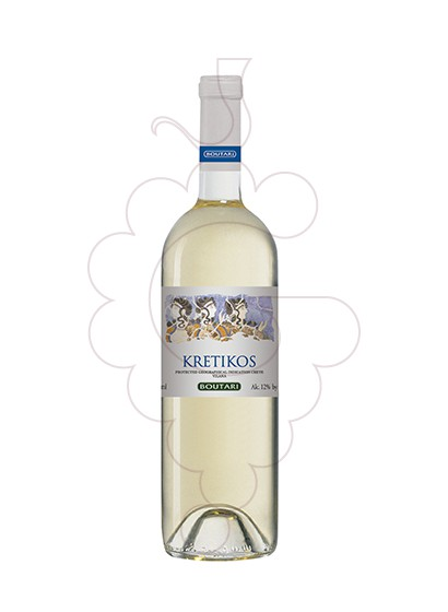 Photo Kretikos (Vin de Crete) white wine