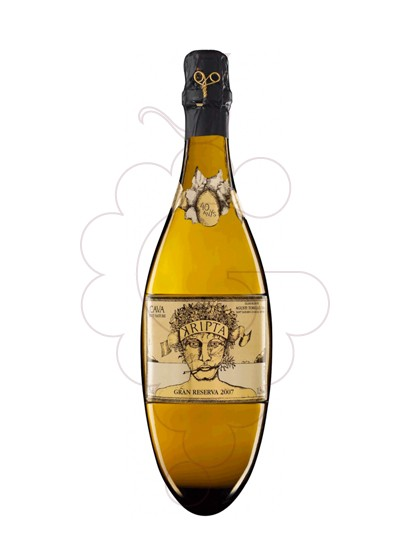 Photo Kripta Gran Anyada sparkling wine