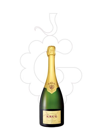 Photo Krug  sparkling wine
