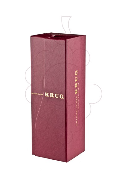 Photo Krug (pack) sparkling wine