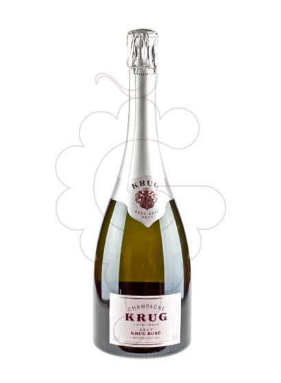 Photo Krug Rosse Brut  sparkling wine