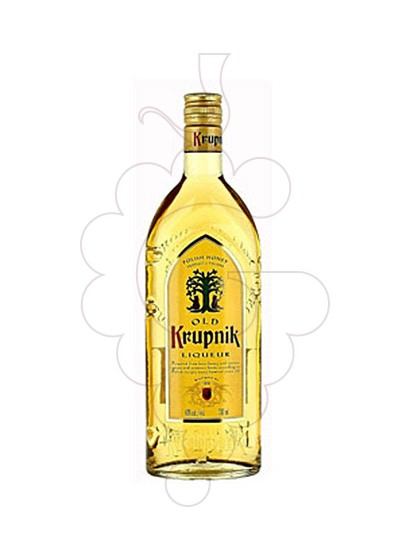Photo Liqueur Krupnik Honey