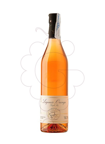Photo Liqueur Kuhri Orange Triple Sec
