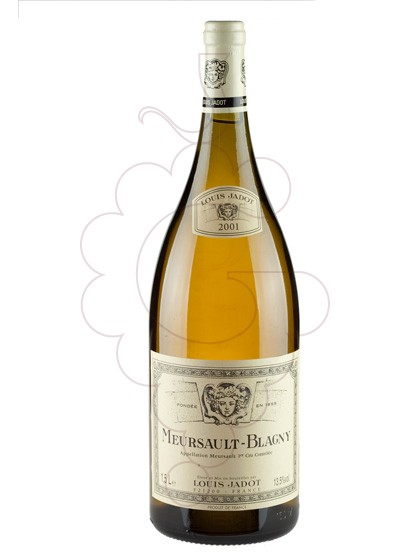 Photo L. Jadot Meursault-Blagny Magnum white wine