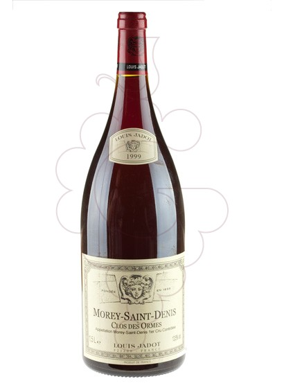 Photo L. Jadot Morey-Saint-Denis Magnum red wine