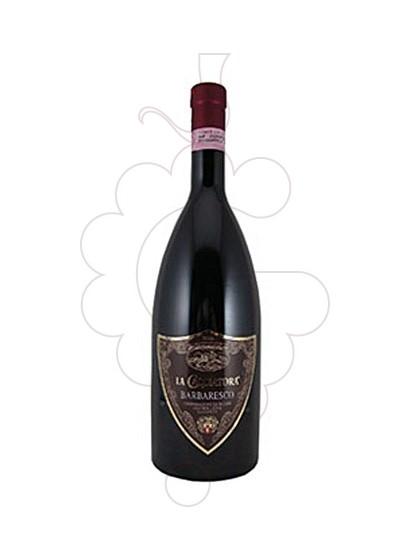 Photo La Cacciatora Barbaresco red wine
