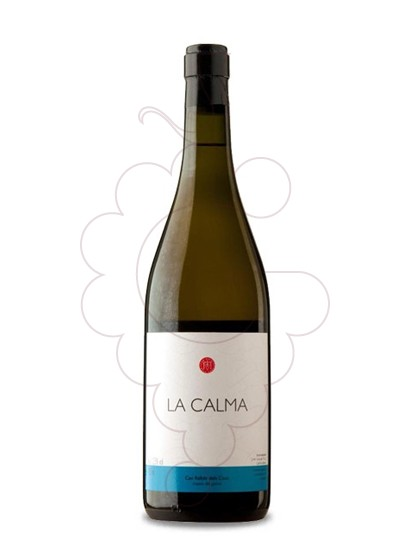Photo La Calma Blanc white wine