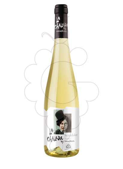 Photo La Chalada Semidulce white wine