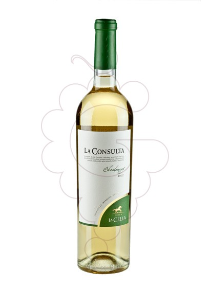 Photo La Consulta Chardonnay Blanc white wine