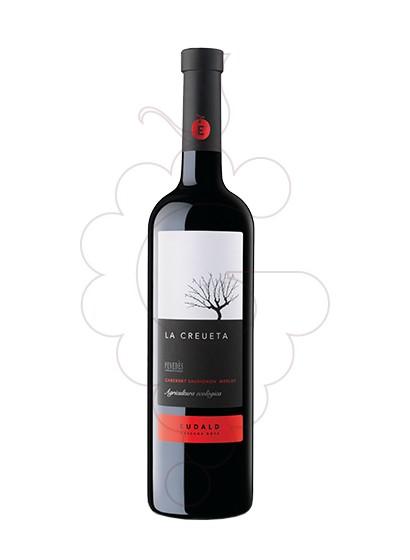 Photo La Creueta red wine