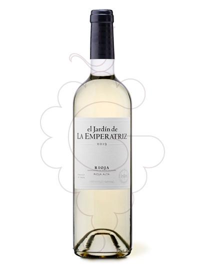 Photo White El Jardín de la Emperatriz white wine