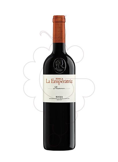 Photo Finca La Emperatriz Reserva red wine