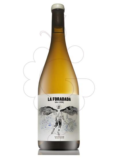 Photo La Foradada white wine