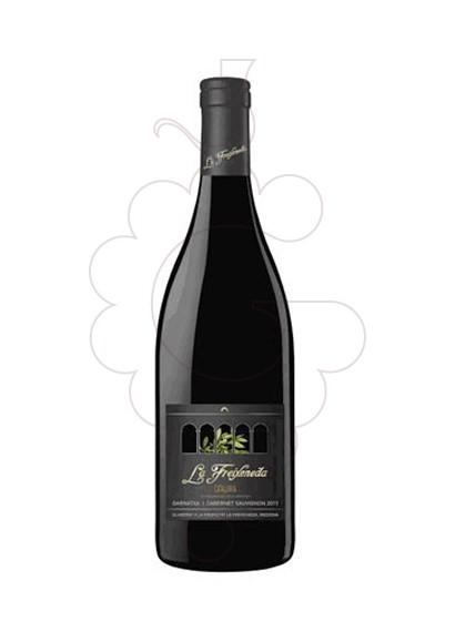 Photo La Freixeneda Negre red wine