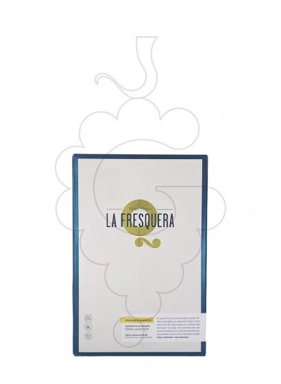 Photo Red La Fresquera Bag in Box red wine