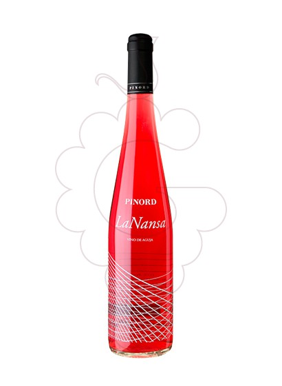 Photo La Nansa Rosat rosé wine