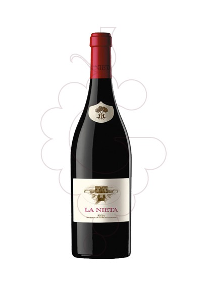 Photo La Nieta red wine